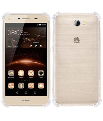 Huawei Y5 II TPU Schokbestendig bumper case Hoesje