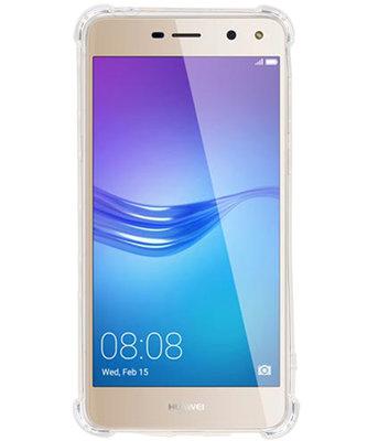 Huawei Y7 TPU Schokbestendig bumper case Hoesje