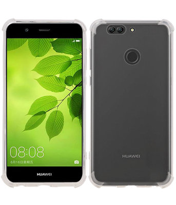 Hoesje voor Huawei nova 2 Plus TPU Schokbestendig bumper case