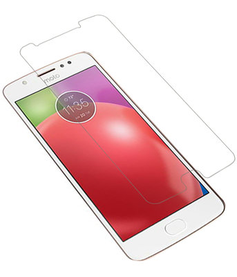 Motorola Moto E4 Tempered Glass Screen Protector