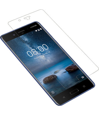 Nokia 8 Tempered Glass Screen Protector