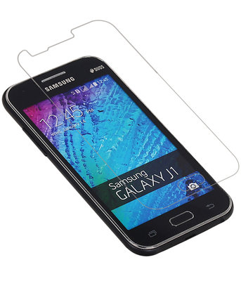 Samsung Galaxy J1 2015 Tempered Glass - Glazen Screen Protector
