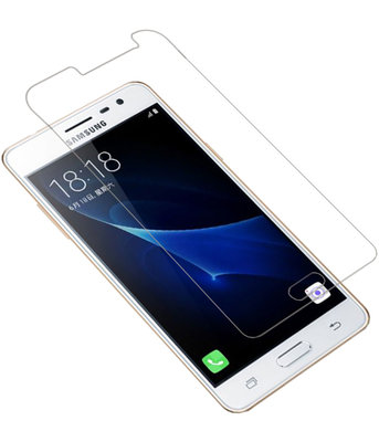 Samsung Galaxy J3 2017 Premium Tempered Glass - Glazen Screen Protector