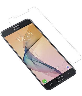 Samsung Galaxy J7 Prime Premium Tempered Glass - Glazen Screen Protector