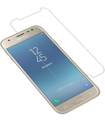 Samsung Galaxy J5 2017 Premium Tempered Glass - Glazen Screen Protector