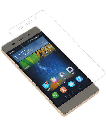 Huawei P8 Lite Premium Tempered Glass - Glazen Screen Protector