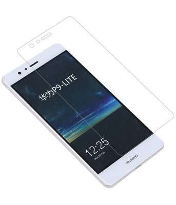 Huawei P9 Lite Premium Tempered Glass - Glazen Screen Protector