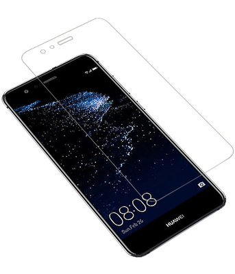 Huawei P10 Lite Premium Tempered Glass - Glazen Screen Protector