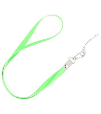 Keycord sleutelkoord voor hoesjes, pasjes of sleutels Groen