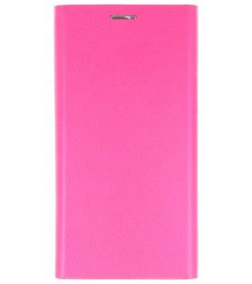Roze Folio flipbook Hoesje voor Apple iPhone X