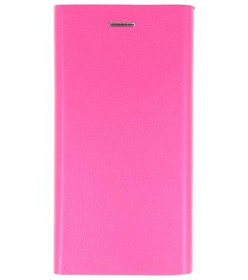 Roze Folio flipbook Hoesje voor Apple iPhone 6 / 6s