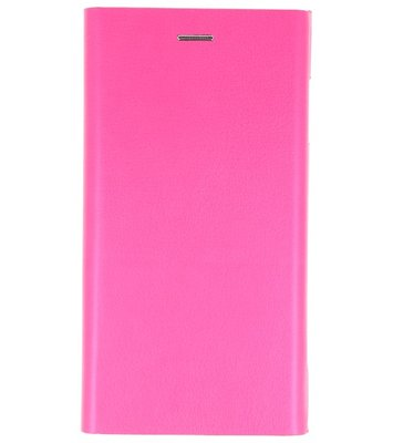 Roze Folio flipbook Hoesje voor Apple iPhone 6 Plus / 6s Plus