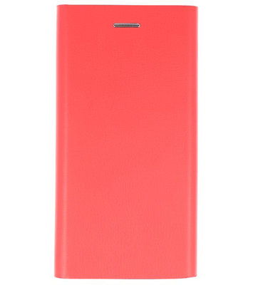 Rood Folio flipbook Hoesje voor Apple iPhone 7 / 8