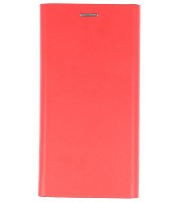 Rood Folio flipbook hoesje Samsung Galaxy J5 2017