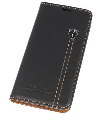 IHOSEN Zwart back case cover Hoesje voor Apple iPhone X