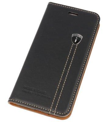 IHOSEN Zwart back case cover Hoesje voor Apple iPhone 7 / 8