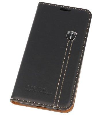 IHOSEN Zwart back case cover Hoesje voor Samsung Galaxy J3 2017