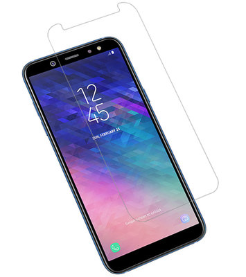 Samsung Galaxy J6 2018 Tempered Glass Screen Protector