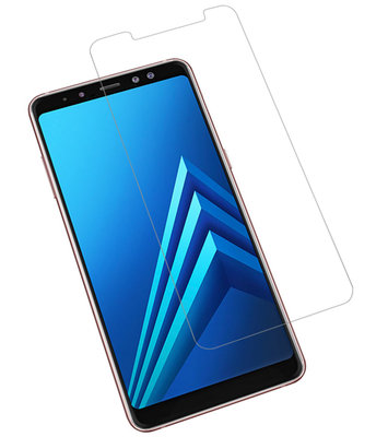 Samsung Galaxy A8 Plus 2018 Tempered Glass Screen Protector