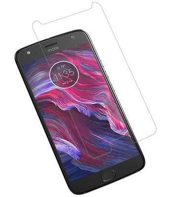 Motorola Moto X4 Tempered Glass Screen Protector