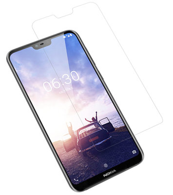 Nokia 6.1 Plus / X6 Tempered Glass Screen Protector