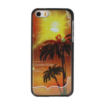 Palmboom Hard case cover hoesje voor Apple iPhone 5C