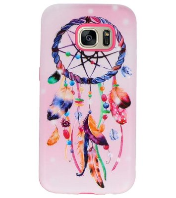Dromenvanger 3D Print Hard Case voor Samsung Galaxy S7