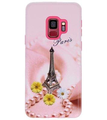 Flamingo 3D Print Hard Case voor Samsung Galaxy S9