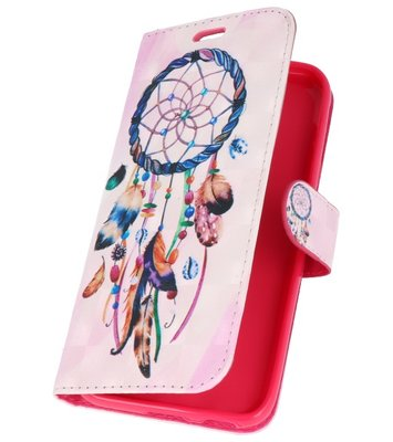 Dromenvanger Bookstyle Hoesje voor Samsung Galaxy J3 2017