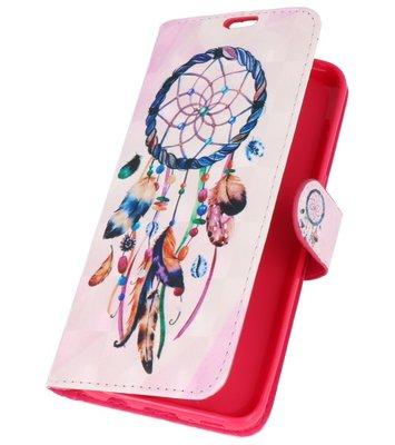 Dromenvanger Bookstyle Hoesje voor Samsung Galaxy S8