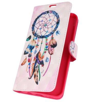 Dromenvanger Bookstyle Hoesje voor Samsung Galaxy S8 Plus
