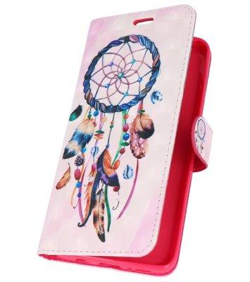 Dromenvanger Bookstyle Hoesje voor Samsung Galaxy S9 Plus