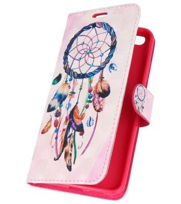 Dromenvanger Bookstyle Hoesje voor Huawei P10 Lite