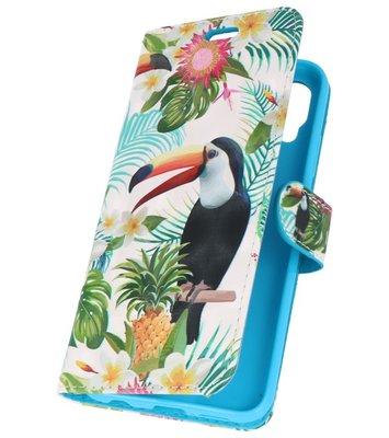 Toekan Bookstyle Hoesje voor Huawei P20 Lite