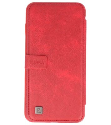 Rood Back Cover Book Design Hoesje voor Apple iPhone 6 Plus / 6s Plus