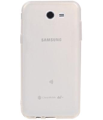Schokbestendig Transparant TPU Hoesje voor Samsung Galaxy J3 2017
