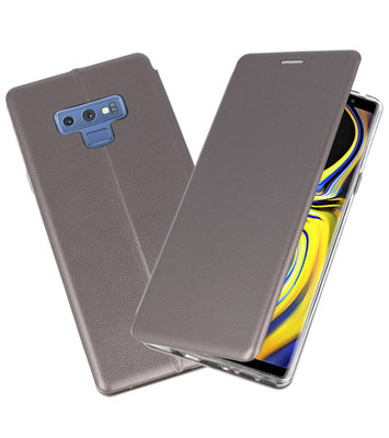 Slim Folio Case voor Samsung Galaxy Note 9 Grijs