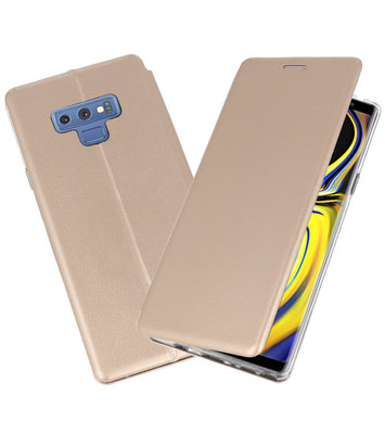 Slim Folio Case voor Samsung Galaxy Note 9 Goud