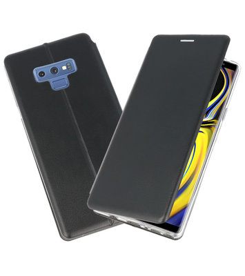 Slim Folio Case voor Samsung Galaxy Note 9 Zwart
