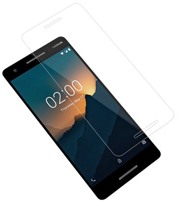 Tempered Glass voor Nokia 2.1