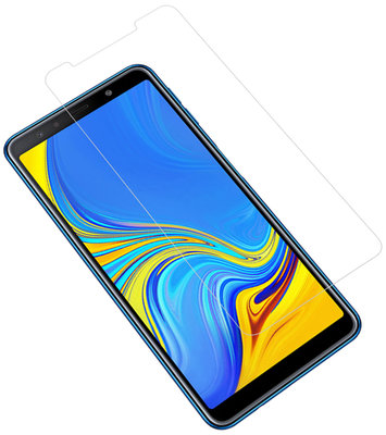 Tempered Glass voor Samsung Galaxy A7 2018