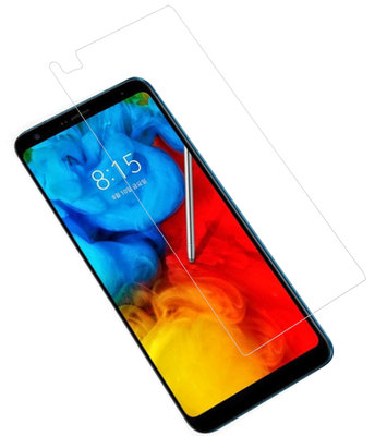 Tempered Glass voor LG Q8