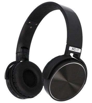Bluetooth Koptelefoon Extra Bass Zwart