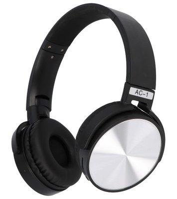 Bluetooth Koptelefoon Extra Bass Zilver