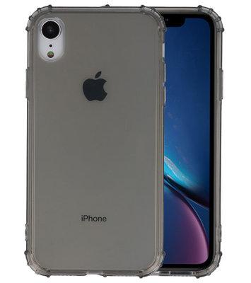 Schokbestendig TPU hoesje voor iPhone XR Grijs