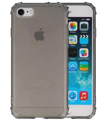 Schokbestendig TPU hoesje voor iPhone 8 / 7 Grijs