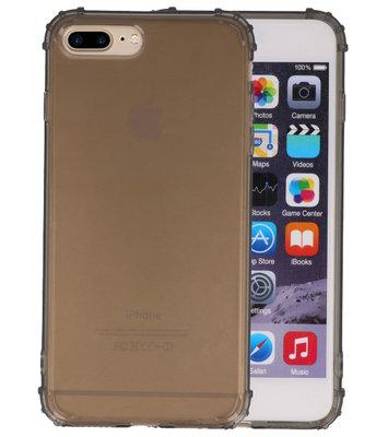 Schokbestendig TPU hoesje voor iPhone 8 / 7 Plus Grijs