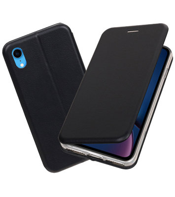 Slim Folio Case voor iPhone XR Zwart
