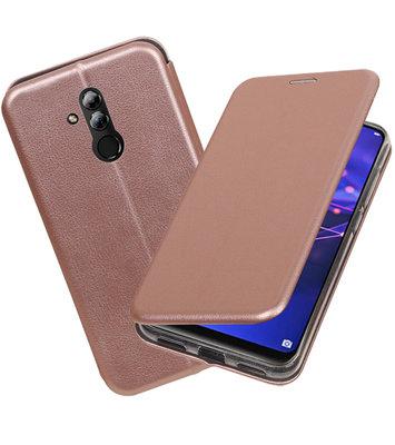 Slim Folio Case voor Huawei Mate 20 Lite Roze