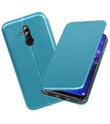 Slim Folio Case voor Huawei Mate 20 Lite Blauw
